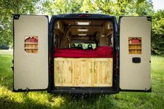 Stunning Ways To Transform Your Old Van Into A Cool Mobile Home Campervan Hire Norfolk Rent A Beautiful Campervan 10 Slide In Camper, Popup Camper, Camper Van, Travel Camper, Campervan Hire Uk, Best Campervan, Hippie Camper, Create Your House, Camping Water