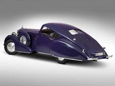 1937Rolls-Royce Phantom Aero Coupe