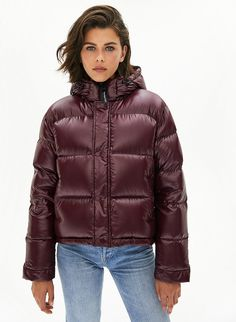 Parka Style, Jacket Style, Mod Fashion, Sporty Fashion, Woman Fashion, Hijab Fashion, Pants For Women, Jackets For Women, Women's Jackets