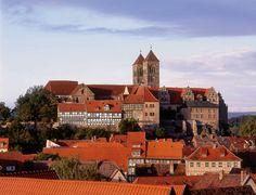 Quedlinburg ~ Harz ~ Saxony-Anhalt ~ Germany