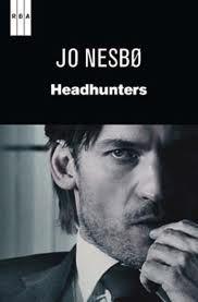 """""""Headhunters"""" de Jo Nesbo. Libro leído por los clubes de lectura de la Biblioteca Pública de Soria"""