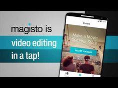 Magisto: un videoeditor mágico - Aplicaciones de Android en Google Play
