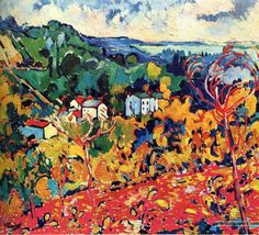 4021 Maurice De Vlaminck Paintings | maurice_de_vlaminck12.jpg