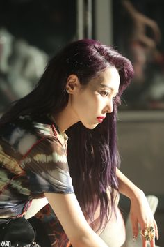 Black Joker, Dancehall, Hip Hop, Girl Sday, Human Poses, Fandom, Korean Beauty, Hair Inspo, Pretty People
