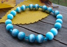Arm Candy Turquoise Stacking Bracelet Ready to by ArtOnAString, $10.00 #PROMOOASIS