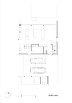 DE BAEDTS House,Floor Plan