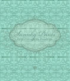 Teal Tile - Oz Backdrops and Props