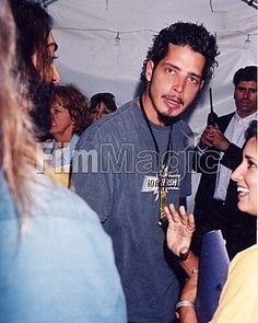 """And I think I think too much (@90s_glory_days) on Instagram: """"Angelic boy #ChrisCornell #ThankYouChrisCornell"""""""