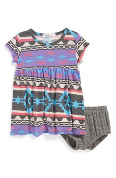 Joah Love 'Regina' Dress & Bloomers (Baby Girls) available at #Nordstrom