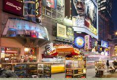42nd Street, Midtown Manhattan, New York City, New York, Nordamerika, USA