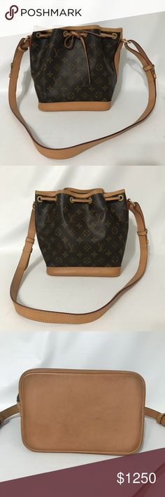 a9a4545f0903 Authentic Louis Vuitton Monogram Noe BB Sold out and hoghly sought after.  No dust bag or papers. No trade Louis Vuitton Bags Shoulder Bags