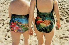 Life's A Beach © Martin Parr, Florida Hallandale, 1997