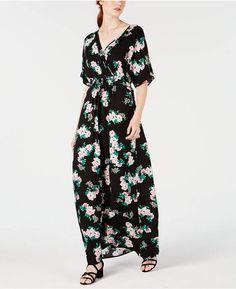 ea08139b9bac Material Girl Juniors  Kimono-Sleeve Maxi Dress Macys Juniors
