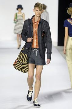Marc by Marc Jacobs Spring 2008 Ready-to-Wear Collection Photos - Vogue