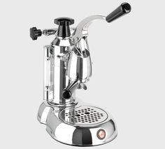 Lever Machines : La Pavoni Cappuccino Machine, Espresso Machine, Violin Case, Safety Valve, Heating Element, Espresso Coffee, Coffee Maker, Pure Products, Centenarian