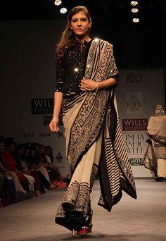 Vineet Bahl at Wills Lifestyle India Fashion Week AW13