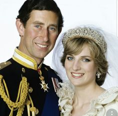 The wedding of #Charles, #PrinceofWales, and #Lady #DianaSpencer took place on Wednesday 29 July 1981 at St Paul's Cathedral, London, United Kingdom. #80s #childhoodmemories #nostalgia