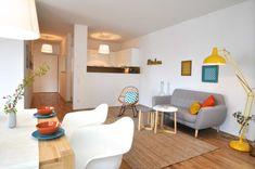 Farbige Wandgestaltung, flexible Raumtrennung und gemütlicher Balkon – Wir stellen euch 6 Möglichkeiten vor, wie ihr eure Mietwohnung individualisiert!