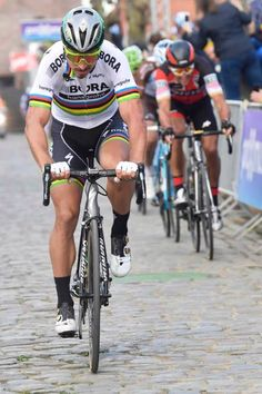 101st Tour of Flanders 2017 / Men Peter SAGAN / Greg VAN AVERMAET / Oliver NAESEN / Oude Kwaremont / Antwerpen Oudenaarde / Ronde van Vlaanderen /...