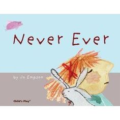"""2013 Moonbeam Medalist - Preschool. """"Nothing ever happens to me. Never, ever. Ever, never. Nothing. Or does it? Jo Empson's debut picture book Rabbityness was published to universal acclaim in 2012. Never, Ever displays her inimitable sense of fun, her love of storytelling and surprise, and her delight in the magical world of the imagination."""""""