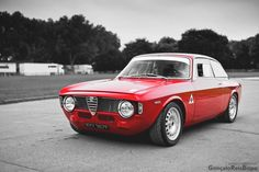 1965 Alfa Romeo GTA  Maintenance/restoration of old/vintage vehicles: the material for new cogs/casters/gears/pads could be cast polyamide which I (Cast polyamide) can produce. My contact: tatjana.alic@windowslive.com