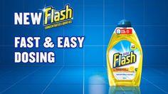 New Flash Liquid Gel - Fast & Easy Dosing