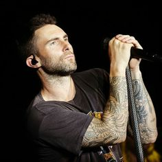 Everything Adam Levine