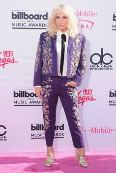 Pin for Later: Can You Guess Hollywood's Favorite Label of the Year? Kesha