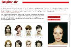 Frisuren Testen Modern Hairstyles, Bob, Hair Styles, Good Job, Short Fringe Hairstyles, Circuit, Face, Hair Plait Styles, Bob Cuts