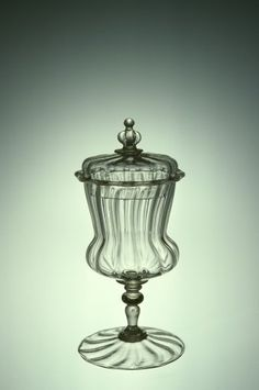 Covered Goblet | Corning Museum of Glass