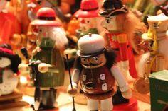 Nussknacker auf dem #Weihnachtsmarkt v. #Leipzig
