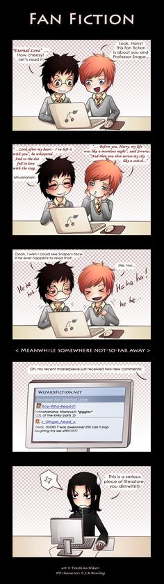 HP - Fan Fiction by Tenshi-no-Hikari on deviantART