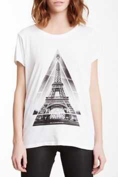 ElevenParis Eiffel Tower tee