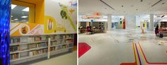 Queens Central Library and Children's Discovery Center - 1100 architect