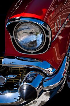 1957 Chevy Bel Air  - Most beautiful car ever made!  283 engine, design...perfect!