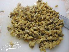 Gombás sajtszószos makaróni - Nassolda Stuffed Mushrooms, Vegetables, Food, Stuff Mushrooms, Veggies, Vegetable Recipes, Meals, Yemek, Eten