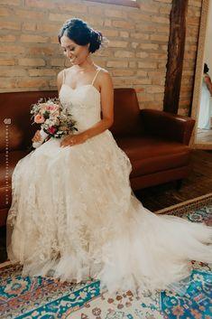 Destination wedding boho romântico numa tarde alegre em Mogi das Cruzes – Luciana
