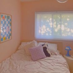 HARAJUKU MORNING, light pink with a hint of peach paint color by Backdrop. Peach Paint Colors, Best Bedroom Paint Colors, Interior Walls, Interior Design, Canvas Drop Cloths, Paint Samples, Data Sheets, Morning Light, Harajuku
