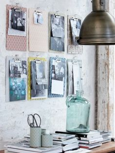 We these clipboards from house doctor. Find more house doctor stuff at the shops of House Doctor, Home Design Decor, House Design, Interior Design, Home Decor, Design Art, Design Boards, Design Hotel, Design Color