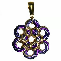 Chain maille Rosets