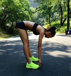 Nike Neon Lunarglide