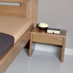 noční stolek UNI Z1 Cot, Nightstand, Dining Bench, Table, Furniture, Design, Home Decor, Crib Bedding, Decoration Home
