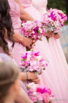 Bridemaids flowers | www.knightstudio.com | Buffalo NY Wedding Photography