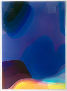 Peter Zimmermann ~ Ambien, 2006 (epoxy resin on canvas)