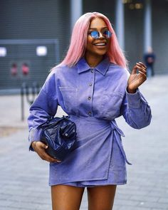 Classy Outfits, Stylish Outfits, Fasion, Fashion Outfits, Womens Fashion, Black Girl Fashion, Fashion Looks, Ootd, Mode Style