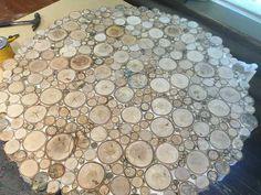 Fußboden Aus Holzscheiben ~ Unglaublich fussboden holz fussboden aus holzscheiben u meizhou me