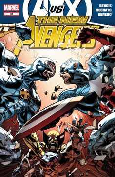 Reading the newest New Avengers issue...it serves as kind of a prelude to AVX #2