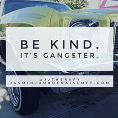 Get in your fav #lowrider. Ready. Set. Lets #weekend. Throw #kindness around like confetti! Youll be surprised how it comes back to you.    #mentalhealth #mentalwellness #mentalhealthawareness #counseling #therapy #therapist #childtherapy #teentherapy #parenting #momlife #dadlife #teenlife #kidlife #family #monterey