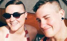 USA: Prohíben a dos chicas besarse en la noche LGBT del beisbol