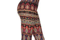 Leggings Aztec